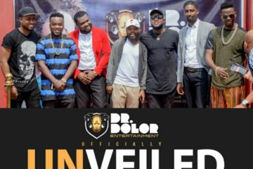 "Dr Dolor Announces the Official Launch of his Music Label ""Dr Dolor Entertainment"" with the Introduction of First Musical Act – Ryan 