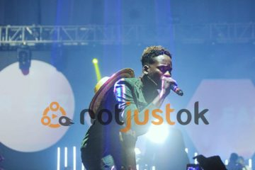 "Mr. Eazi, Falz, Ajebutter 22, Maleek Berry & More Shut Down ""Life is Eazi"" Concert 