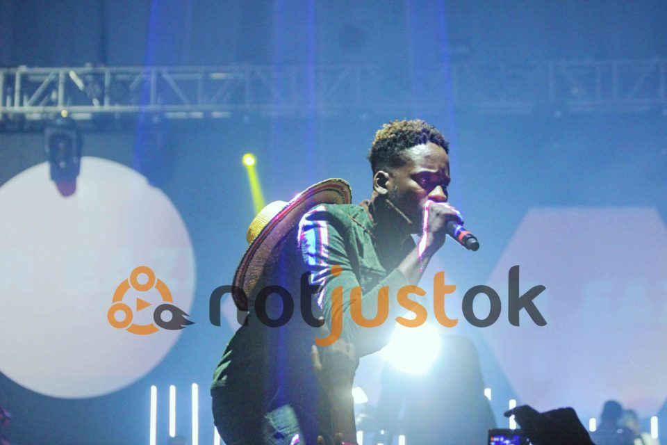 "Mr. Eazi, Falz, Maleek Berry & More Shut Down ""Life is Eazi"" Concert 