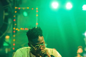"Reekado Banks, Don Jazzy, The MAVIN Crew, Ycee, Kiss Daniel, Small Doctor & More Turn Up for Reeky's ""Thank You"" Concert 