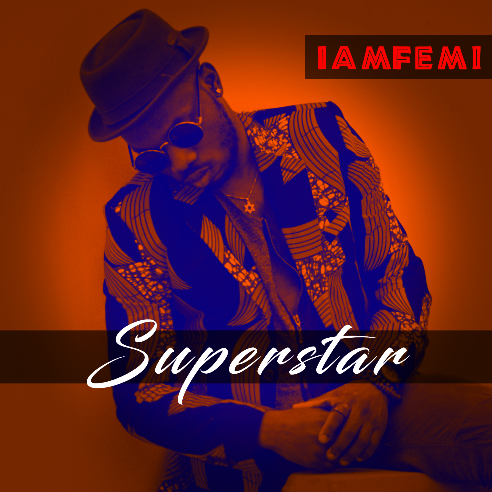 "IAmFemi – ""SuperStar"" ALBUM NOW OUT"