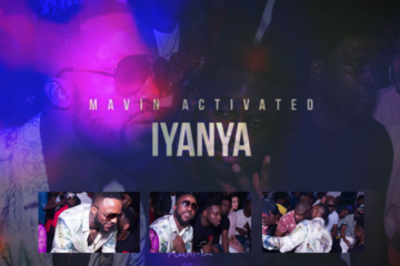 Lagos Stands Still As Mavin Records Celebrates Iyanya