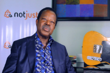 Notjustok TV Exclusive: King Sunny Ade on Grammy Nominations, Juju Music, International Record Deals & More