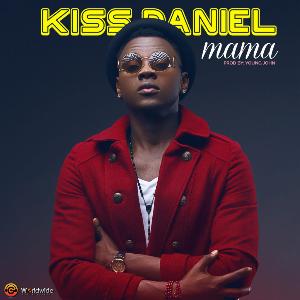 kiss daniel is notjustok's most downloaded artist for 2016