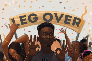 Mr Eazi – Leg Over (Prod. E-Kelly)
