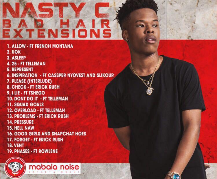 nasty-c-bad-hair-tracklist