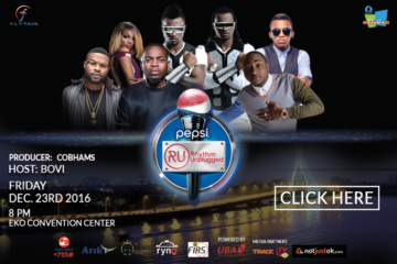 P-Square, Olamide, Davido, Tekno, Falz, Seyi Shay And More To Light Up Pepsi Rhythm Unplugged 2016