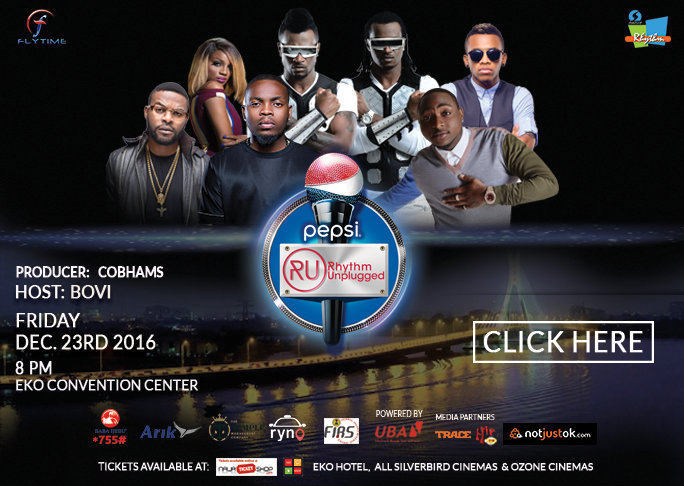P-Square, Olamide, DavidO, Tekno, Falz, Seyi Shay And More To Light Up Pepsi Rhythm Unplugged