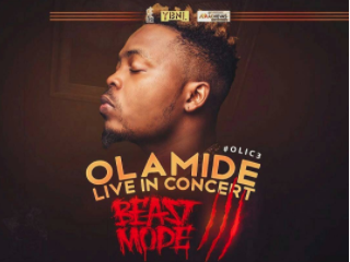 Olamide Braces For #OLIC3; Boasts It Would Be Talked About For Decades