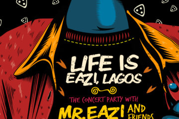 """Life Is Eazi"" Concert With Mr. Eazi Holds This Wednesday 