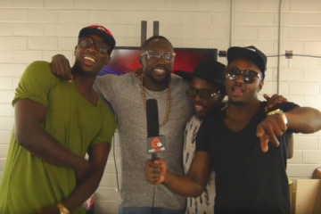 "Notjustok TV: Sauti Sol on the Kuliko Jana ""Moment of Magic"", Winning MTV #EMA ""Best African Act"" Award & More"