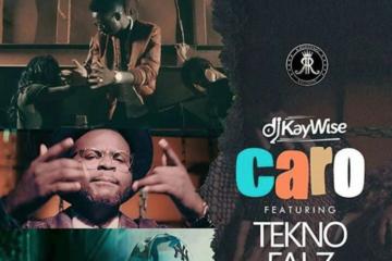 VIDEO: DJ Kaywise ft Tekno & Falz – Caro