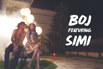 VIDEO: BOJ ft. Simi – For Sure