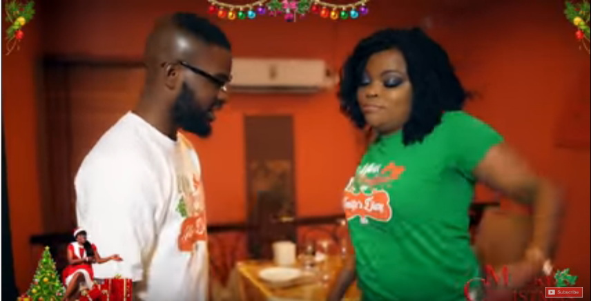VIDEO: Funke Akindele ft. Jenifa Stars – Christmas Song