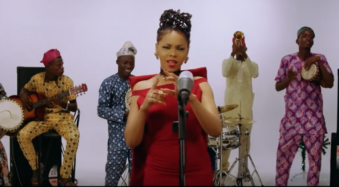 VIDEO: Chidinma - For You