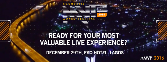 Davido, Patoranking, Tekno, Olamide And More To Perform at 2016 Soundcity MVP Awards Festival with BasketMouth Announced as Host