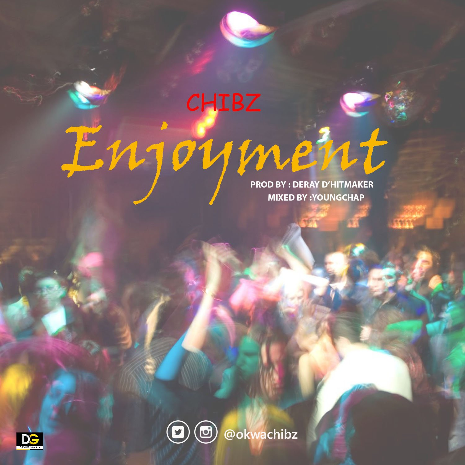 VIDEO: Chibz – Enjoyment