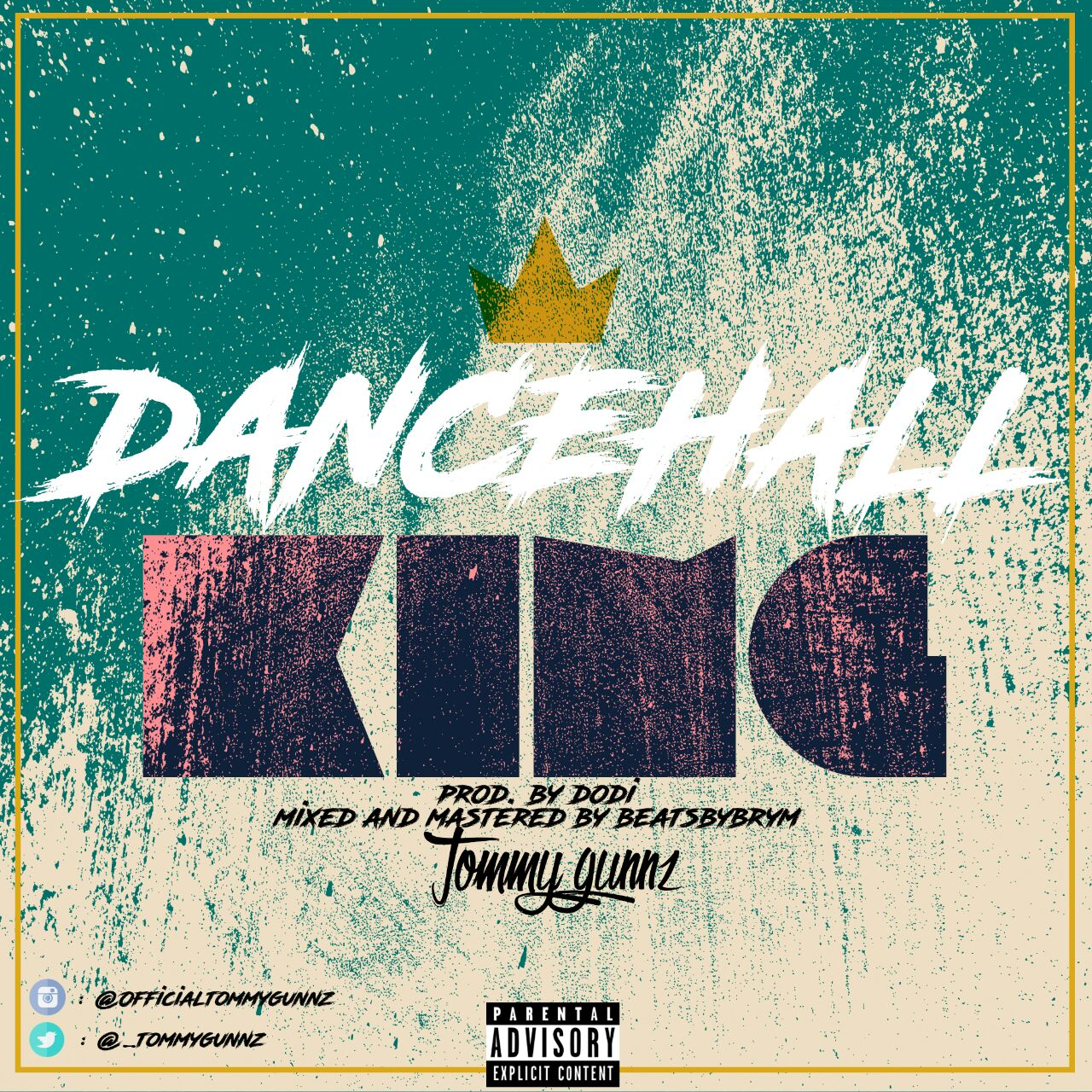TommyGunnz – Dancehall king