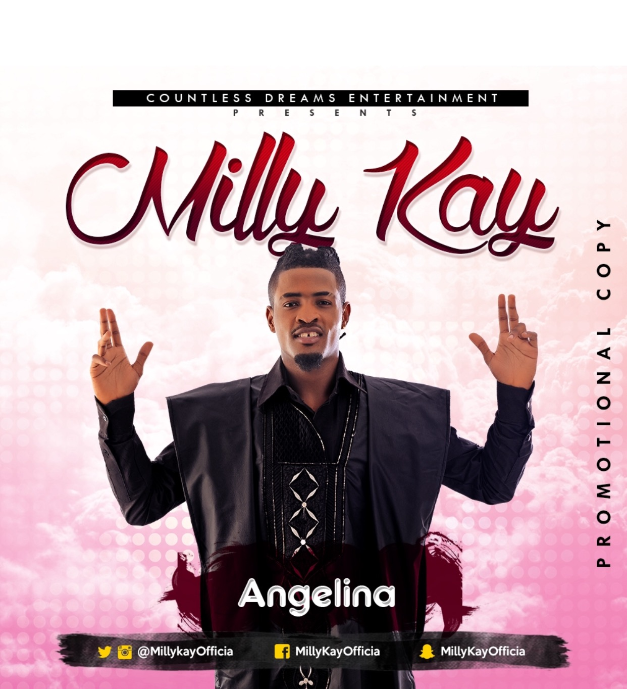 VIDEO: Milly Kay – Angelina