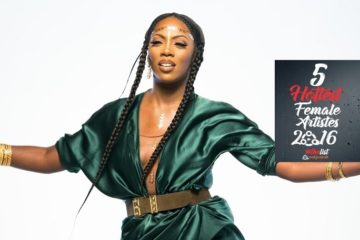 The 5 Hottest Female Artists in Nigeria #TheList2016: #2 – Tiwa Savage