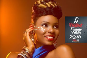 The 5 Hottest Female Artists In Nigeria #TheList2016: #1 – Yemi Alade