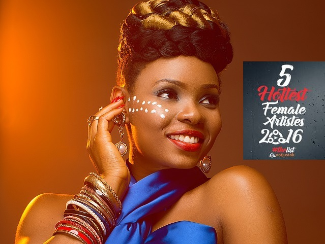 The 5 Hottest Female Artists In Nigeria #TheList2016: #1 - Yemi Alade
