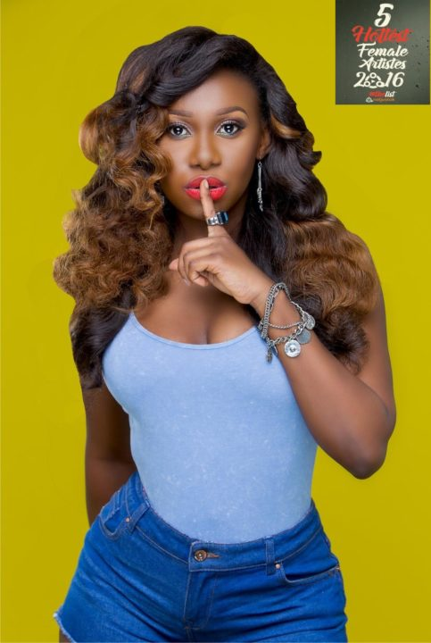 The 5 Hottest Female Artists in Nigeria #TheList2016: #5 - Niniola