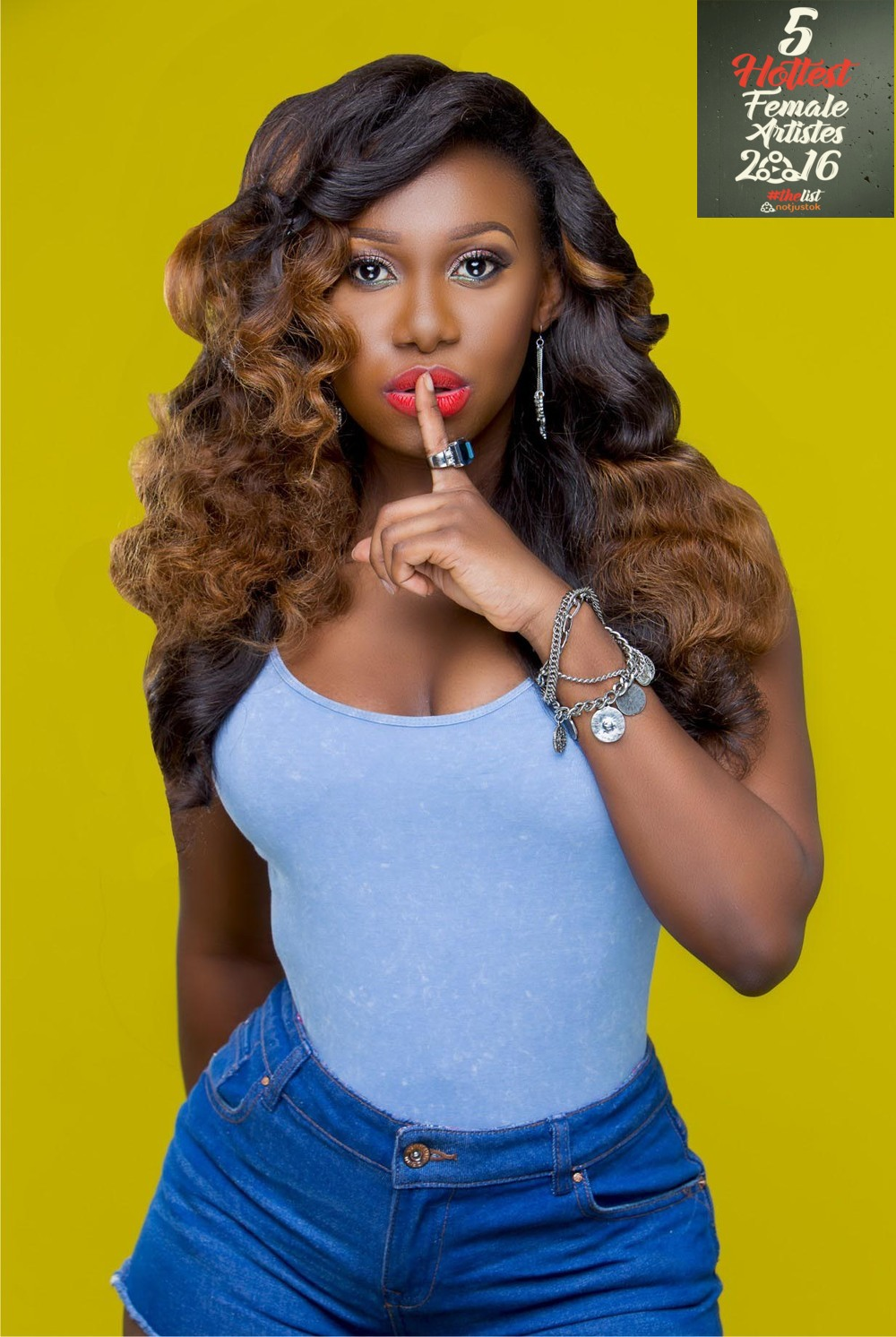 The 5 Hottest Female Artists in Nigeria #TheList2016: #5