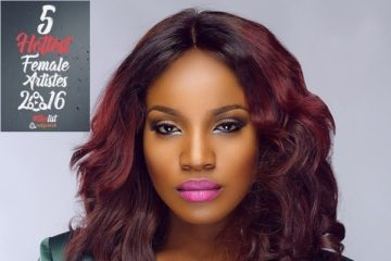 The 5 Hottest Female Artists in Nigeria #TheList2016: #4 – Seyi Shay