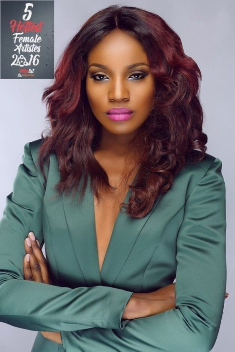 The 5 Hottest Female Artists in Nigeria #TheList2016: #4 - Seyi Shay