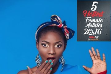 The 5 Hottest Female Artists in Nigeria #TheList2016: #3 – Simi