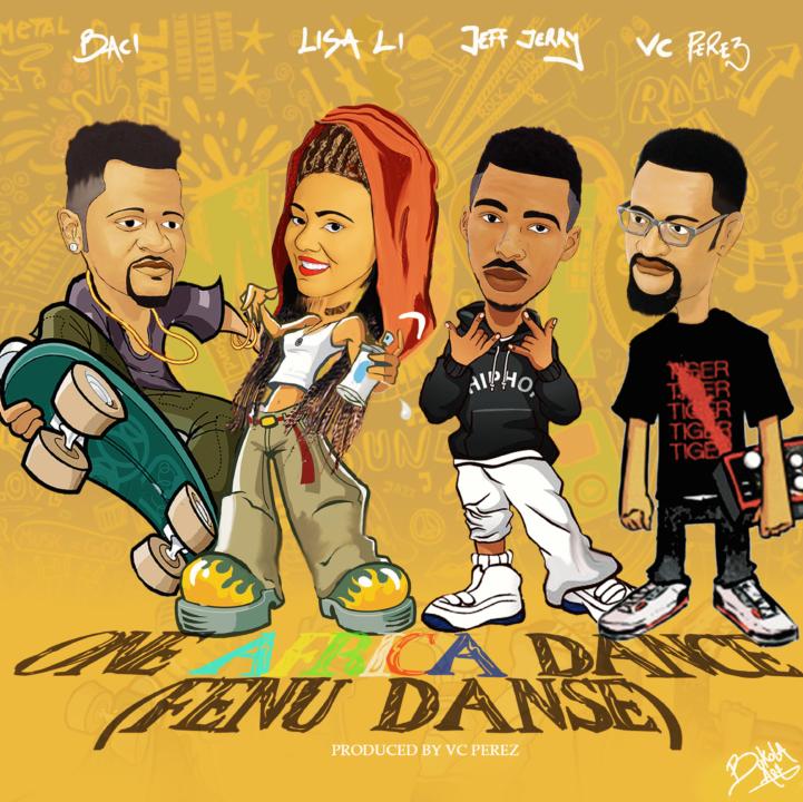Baci X Lisa Li X Jeff Jerry - One Africa Dance (Fenu Danse) | prod. VC Perez
