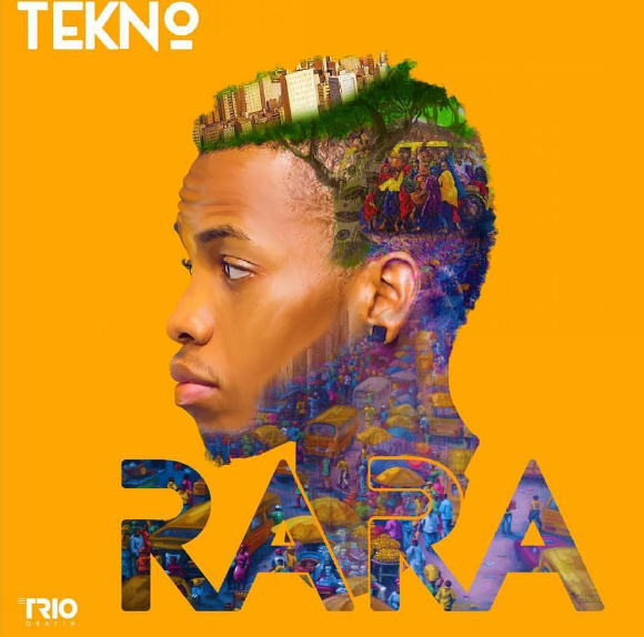 PREMIERE: Tekno - Rara (prod. Selebobo)
