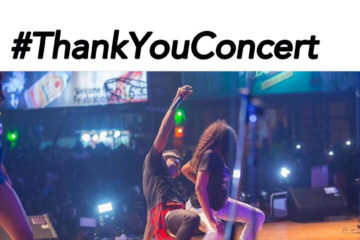 Reekado Banks #ThankYouConcert Set To Hold December 21 @ The New Afrika Shrine, Lagos