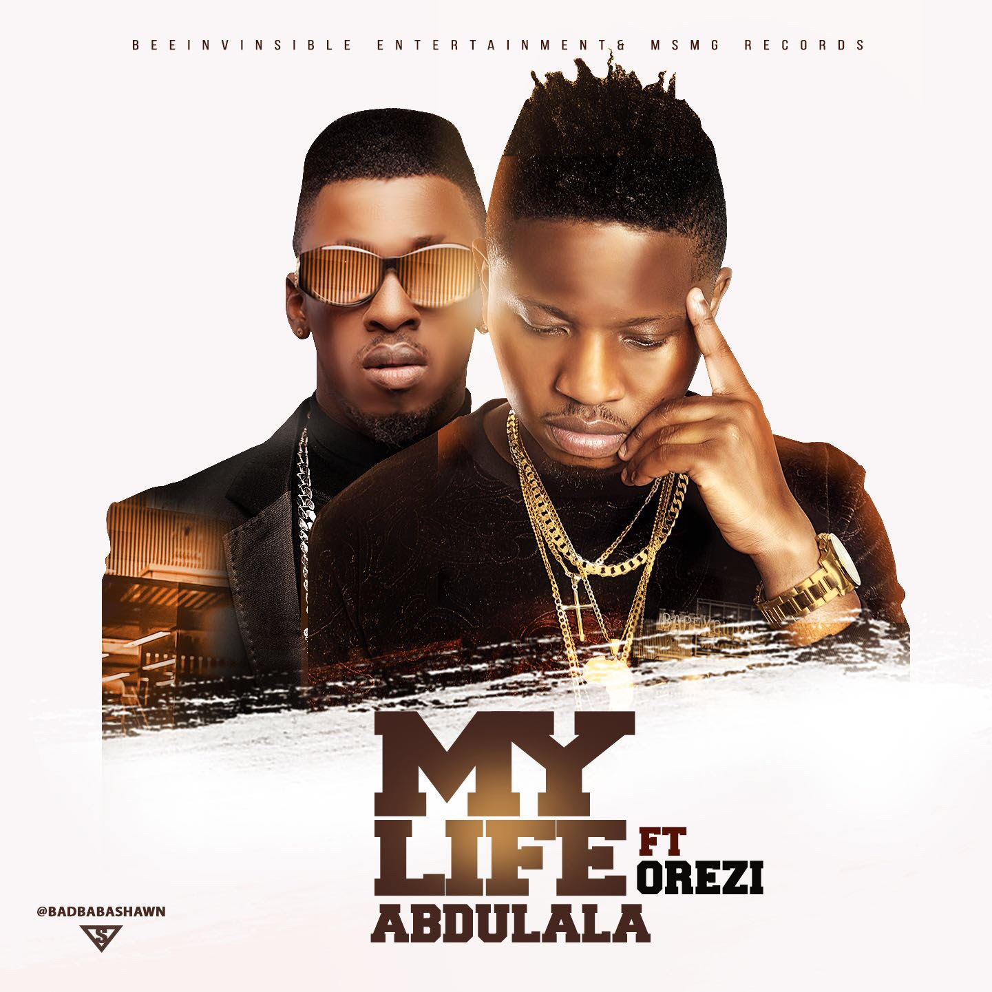 [MUSIC] Abdulala ft. Orezi – My Life