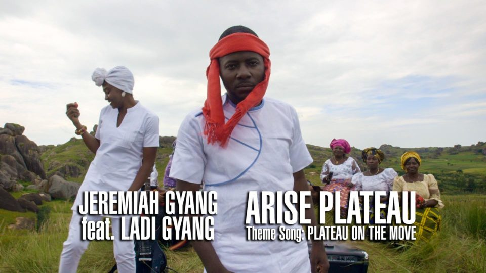 VIDEO: Jeremiah Gyang ft. Ladi Gyang - Arise Plateau