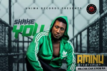 Aminu ft. Mr ChaCha & Rob Ra – Shake You (Remix)