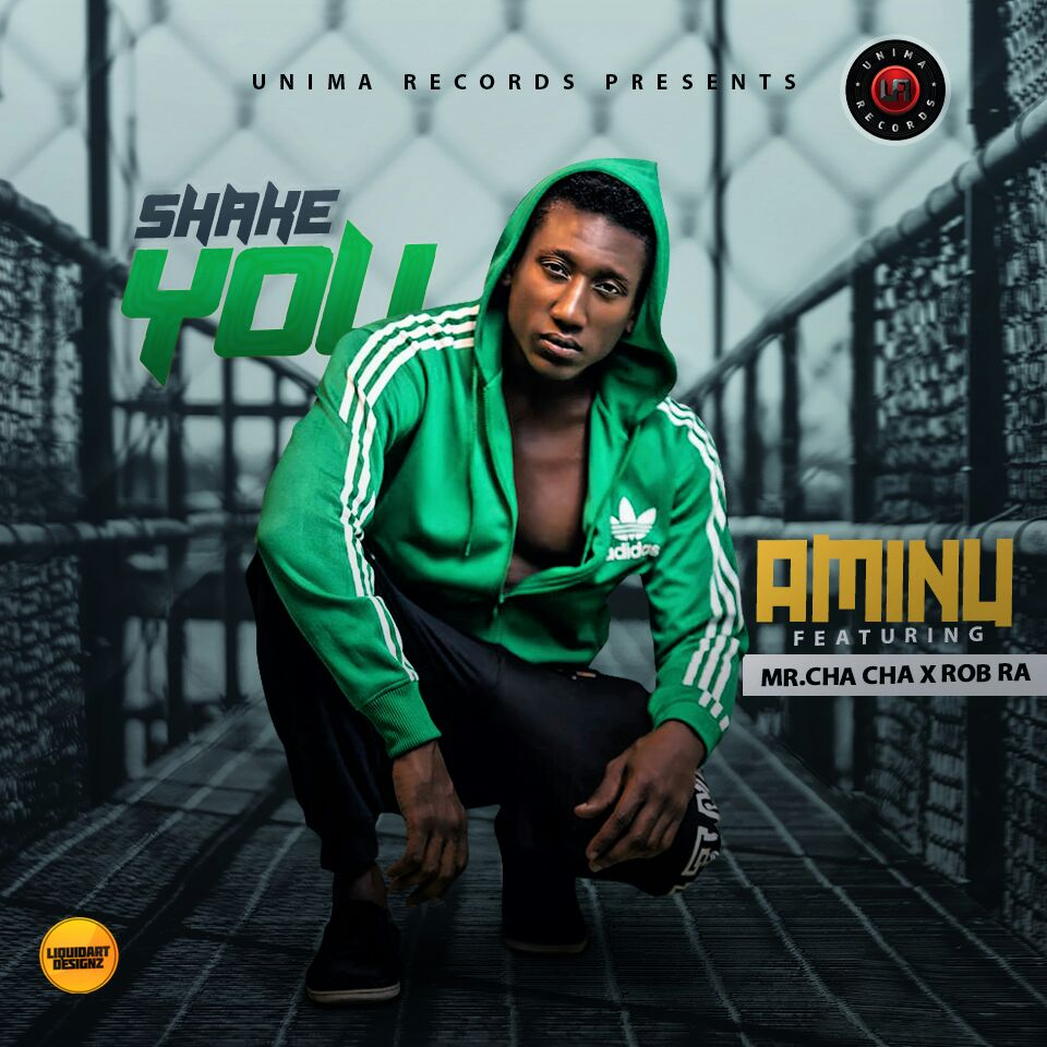 Aminu ft Mr ChaCha & Rob Ra – Shake You (Remix)