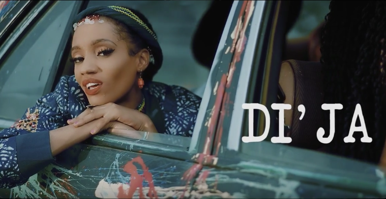 VIDEO: Di'Ja - Air