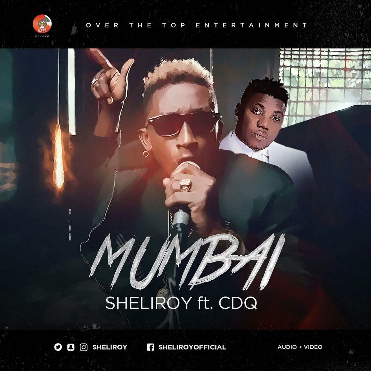 VIDEO: Sheliroy ft. Cdq – Mumbai