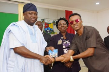 "Humblesmith Presents ""Beautiful Lagos"" Track To Gov. Ambode"