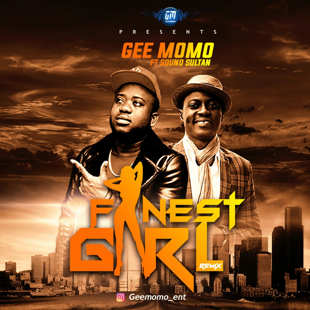 VIDEO: Gee Momo ft. Sound Sultan – Finest Girl (Remix)