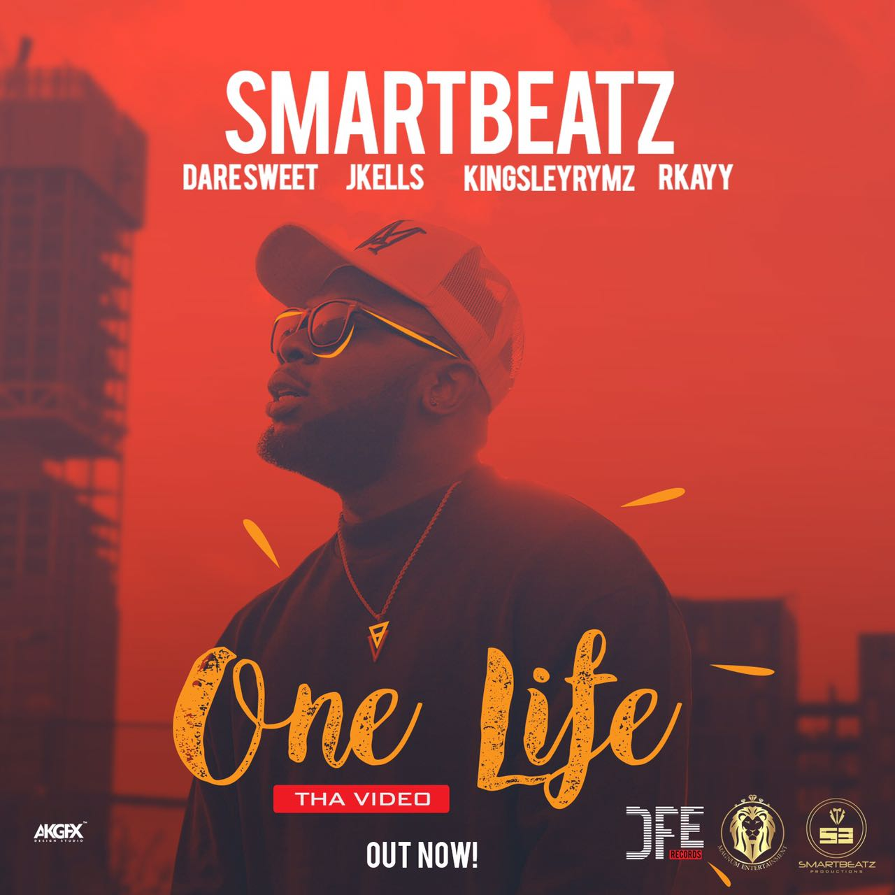 VIDEO: Smartbeatz – One Life ft. Dare Sweet X Jkells X Kingsley Rymz X Rkayy