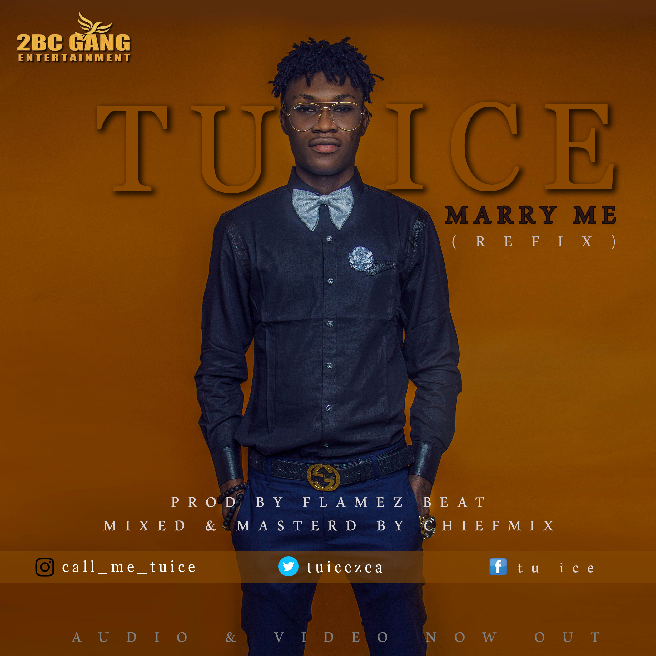 VIDEO: Tuice – Marry Me
