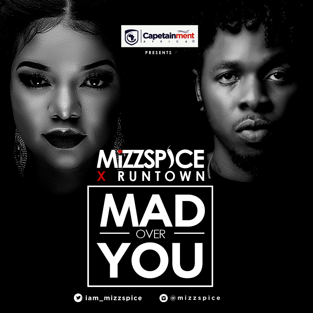 MizzSpice – Mad Over You (Cover)