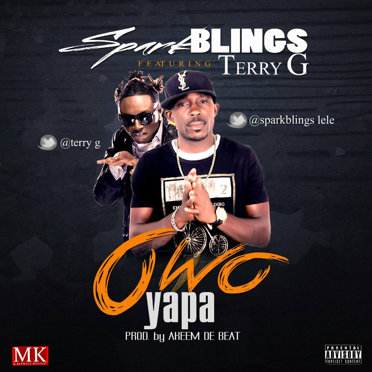 VIDEO: SPARKBLINGS ft. Terry G – Owo Yapa