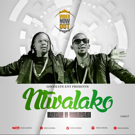 VIDEO: Radio & Weasel - Ntwalako
