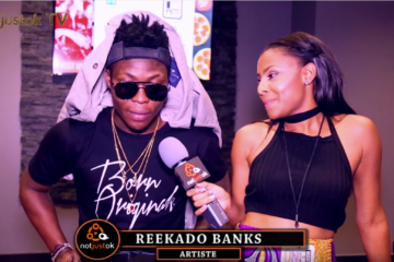 "Notjustok TV: ""Spotlight Is A Definition of Reekado Banks' Versatility"" – Reeky on Debut Album, Altims & BabyFresh"