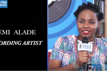 F78 NEWS: Yemi Alade Responds To Those Criticising Her Lyrics, Davido, Burna Boy, Drake