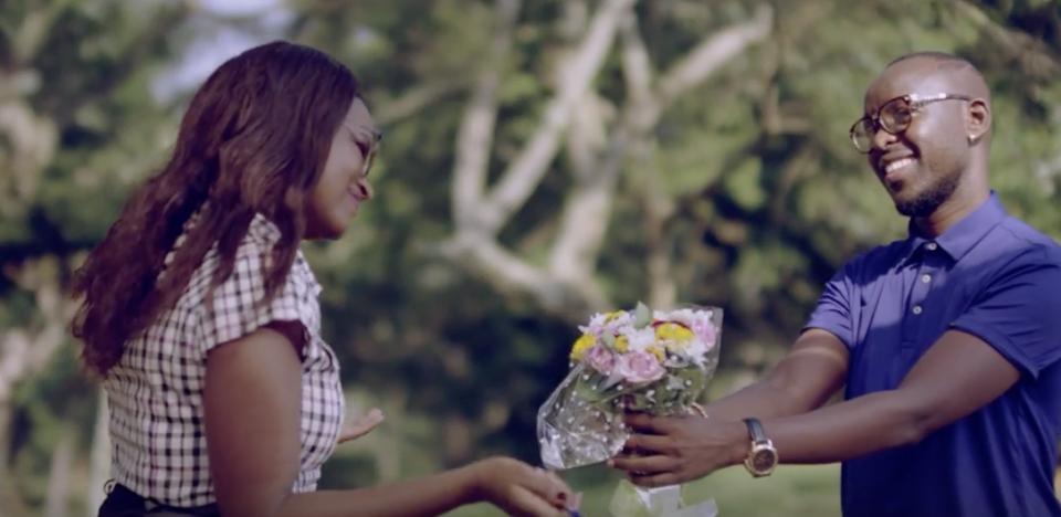 VIDEO: Eddy Kenzo X Gravity Omutujju - Obasinga